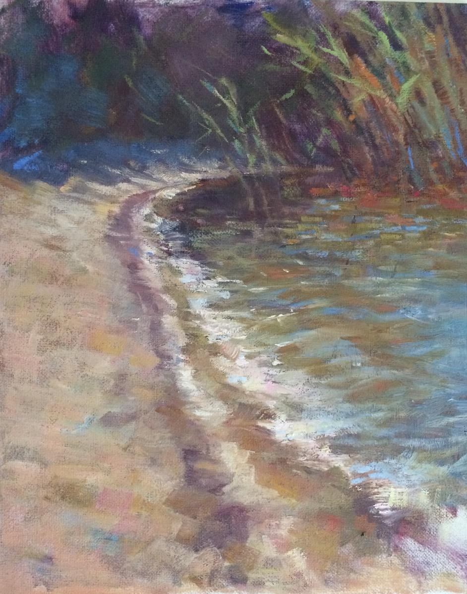 """""""Glitter In The Water"""" by Heidi HJort"""