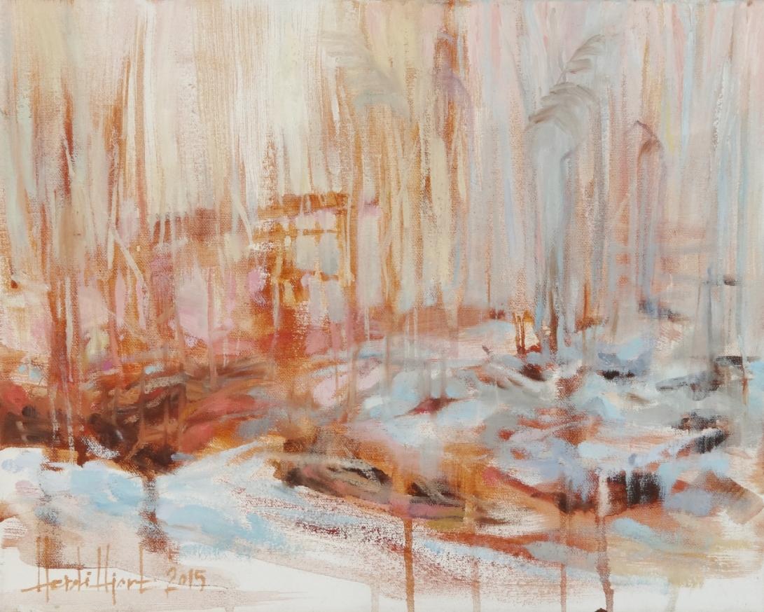 Winter Sun by Heidi Hjort