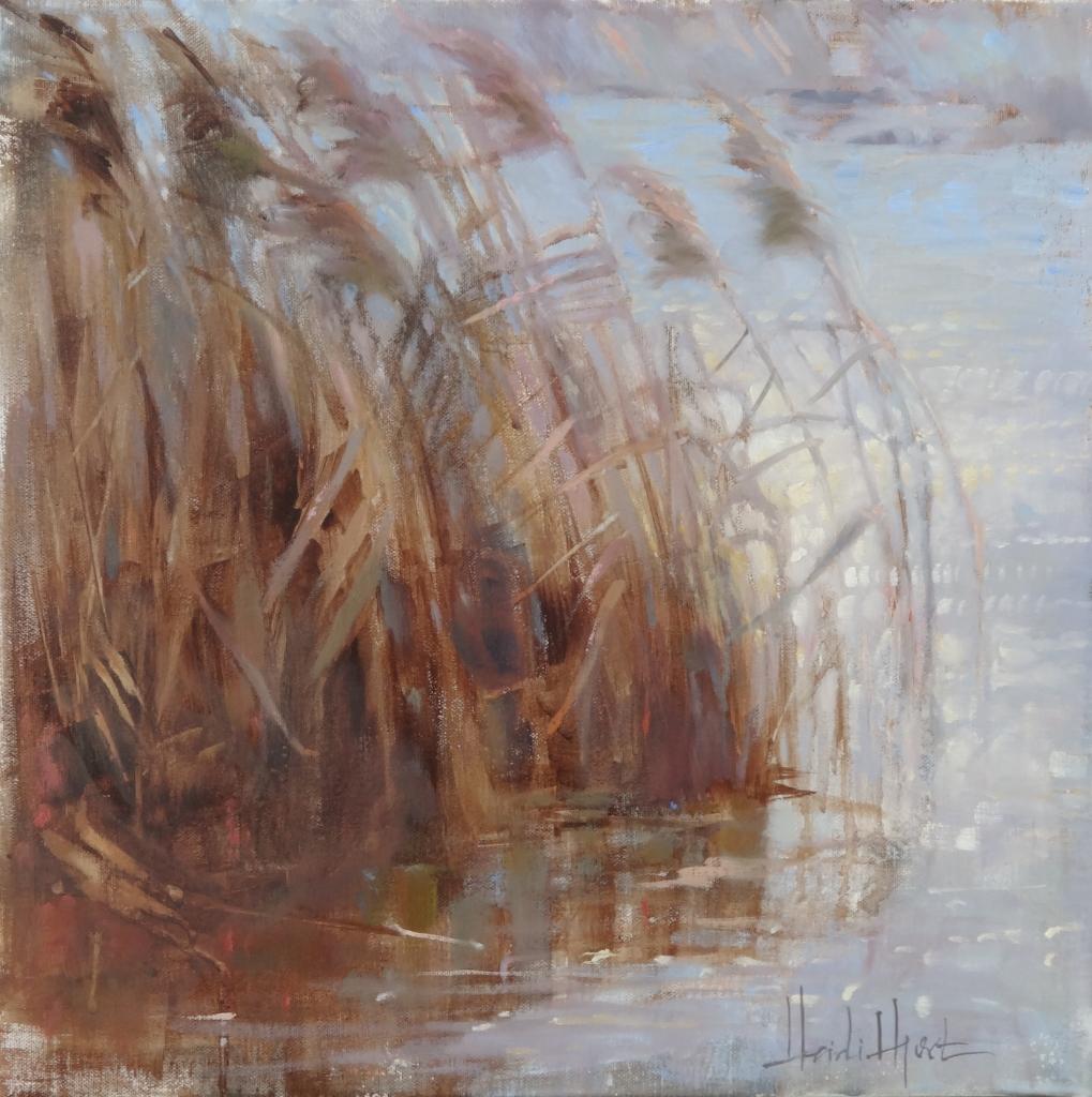Gentle Breeze by Heidi Hjort